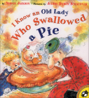 I Know an Old Lady Who Swallowed a Pie (Picture Puffin Books) Cover Image