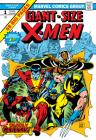 The Uncanny X-Men Omnibus Vol. 1 Cover Image