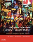 Introduction to Women's, Gender and Sexuality Studies: Interdisciplinary and Intersectional Approaches Cover Image