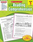 Scholastic Success with Reading Comprehension, Grade 5 Cover Image