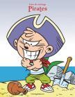 Livre de coloriage Pirates 3 Cover Image