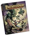 Pathfinder Roleplaying Game: Bestiary 2 Pocket Edition Cover Image