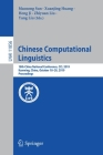 Chinese Computational Linguistics: 18th China National Conference, CCL 2019, Kunming, China, October 18-20, 2019, Proceedings Cover Image