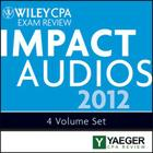 Wiley CPA Exam Review Impact Audios Cover Image