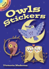 Owls Stickers (Dover Little Activity Books) Cover Image