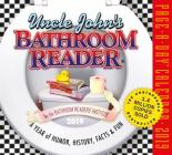 Uncle John's Bathroom Reader Page-A-Day Calendar 2019 Cover Image