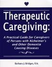 Therapeutic Caregiving Cover Image