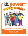 Kidpower Safety Comics: People Safety Skills for Children Ages 3-10 Cover Image