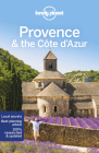 Lonely Planet Provence & the Cote d'Azur (Regional Guide) Cover Image