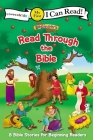 The Beginner's Bible Read Through the Bible: 8 Bible Stories for Beginning Readers Cover Image
