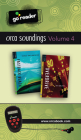 Orca Soundings Goreader Vol 4: (fastback Beach, Overdrive) (Orca Soundings (Audio) #4) Cover Image