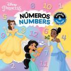 Numbers / Números (English-Spanish) (Disney Princess) (Disney Bilingual) Cover Image