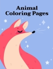 Animal Coloring Pages: Chriatmas Animals Books and Funny for Kids's Creativity (Early Childhood Education #7) Cover Image