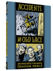 Accidents And Old Lace And Other Stories (The EC Comics Library) Cover Image