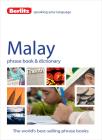 Berlitz Malay Phrase Book & Dictionary Cover Image