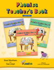 Jolly Phonics Teacher's Book in Print Letters Cover Image