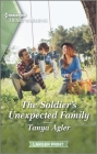 The Soldier's Unexpected Family: A Clean Romance Cover Image