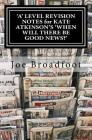 'A' LEVEL REVISION NOTES for KATE ATKINSON'S 'WHEN WILL THERE BE GOOD NEWS?': Page-by-page analysis Cover Image