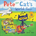 Pete the Cat's World Tour Cover Image