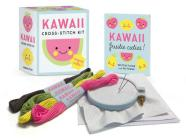 Kawaii Cross-Stitch Kit: Super Cute! (RP Minis) Cover Image