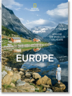 National Geographic. Around the World in 125 Years. Europe Cover Image