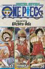 One Piece (Omnibus Edition), Vol. 13: Includes vols. 37, 38 & 39 Cover Image