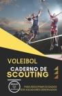 Voleibol. Caderno de Scouting: Para registrar os dados dos jogadores observados Cover Image