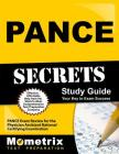 Pance Secrets Study Guide: Pance Exam Review for the Physician Assistant National Certifying Examination Cover Image