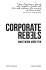 Corporate Rebels: Make Work More Fun Cover Image