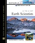 A to Z of Earth Scientists Cover Image
