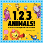 1, 2, 3, Animals!: A First Counting Book for Toddlers Cover Image