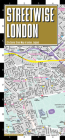 Streetwise London Map - Laminated City Center Street Map of London, England (Michelin Streetwise Maps) Cover Image