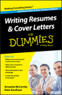 Writing Resumes and Cover Letters for Dummies - Australia / Nz Cover Image