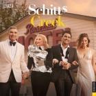 Schitt's Creek 2021 Wall Calendar Cover Image