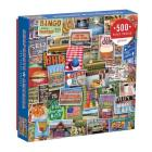 Snapshots of America 500 Piece Puzzle Cover Image