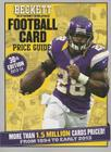 Beckett Football Card Price Guide No. 30 Cover Image