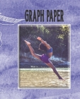Graph Paper: Dancer Quadrille Paper Girl Dancer Coordinate Paper Quad Ruled Cover Image