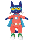 Pete the Cat Super Pete Doll: 18 Cover Image