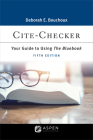 Cite-Checker: Your Guide to Using the Bluebook (Aspen College) Cover Image