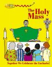 Holy Mass Color Activity (5 Pk) (New Coloring Books!) Cover Image