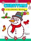 Christmas coloring Books for Kids Vol.2: (Jumbo Coloring Book) Cover Image