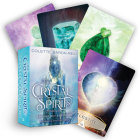 Crystal Spirits Oracle: A 58-Card Deck and Guidebook Cover Image
