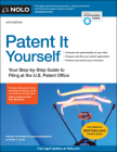 Patent It Yourself: Your Step-By-Step Guide to Filing at the U.S. Patent Office Cover Image