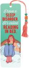 Sleep Disorder Beaded Bookmark Cover Image