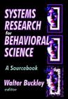 Systems Research for Behavioral Science: A Sourcebook Cover Image