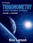 Trigonometry: A Right Triangle Approach Cover Image