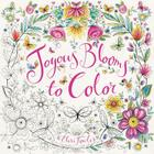 Joyous Blooms to Color Cover Image