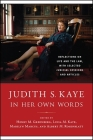 Judith S. Kaye in Her Own Words (Excelsior Editions) Cover Image