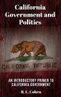 California Government and Politics Cover Image