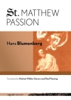 St. Matthew Passion Cover Image